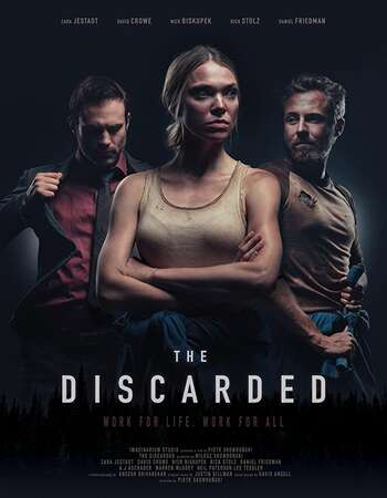 The Discarded 2020 English 720p WEB-DL 750MB ESubs