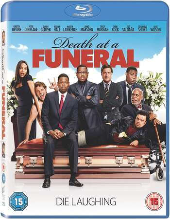 Death at a Funeral (2010) Dual Audio Hindi 300MB BluRay 480p x264 ESubs