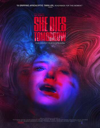 She Dies Tomorrow 2020 English 720p WEB-DL 750MB Download