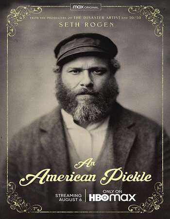 An American Pickle 2020 English 720p WEB-DL 750MB Download