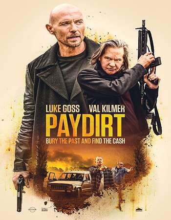 Pay Dirt 2020 English 720p WEB-DL 750MB Download