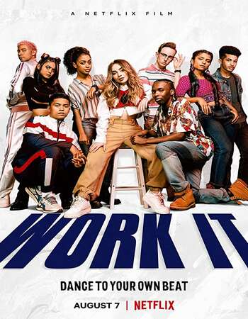 Work It 2020 English 720p WEB-DL 800MB MSubs