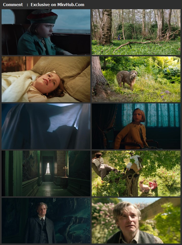 The Secret Garden 2020 English 720p WEB-DL 850MB Download