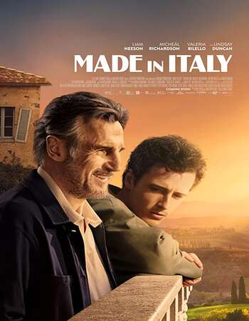 Made in Italy 2020 English 720p WEB-DL 800MB Download