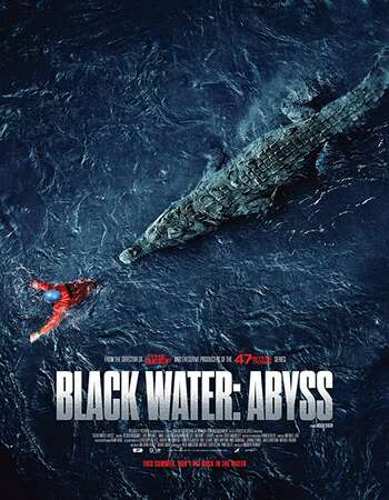 Black Water: Abyss 2020 English 720p WEB-DL 850MB ESubs