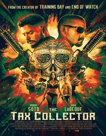 The Tax Collector 2020 English 720p WEB-DL 850MB Download