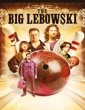 The Big Lebowski 1998 English 720p BluRay 1GB ESubs