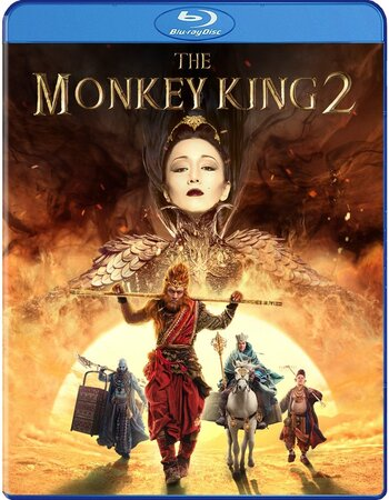 The Monkey King 2 (2016) Dual Audio Hindi 720p BluRay x264 1.2GB Full Movie Download