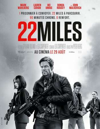 Mile 22 2018 Dual Audio [Hindi-English] 720p BluRay 850MB ESubs
