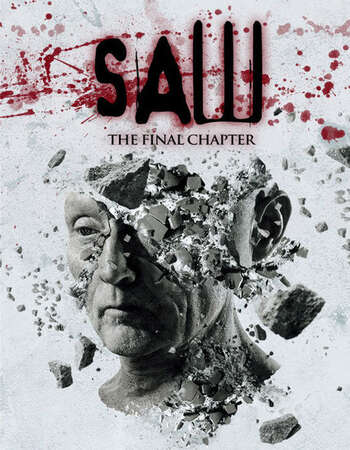 Saw: The Final Chapter 2010 English 720p BluRay 800MB ESubs