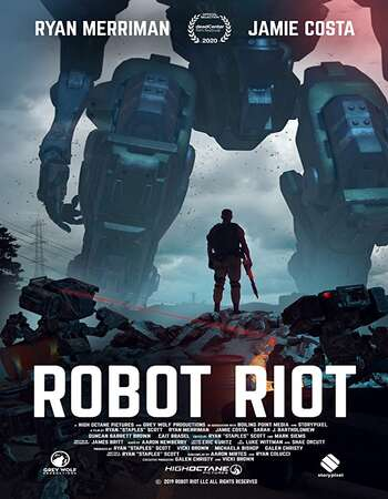 Robot Riot 2020 English 720p WEB-DL 750MB ESubs