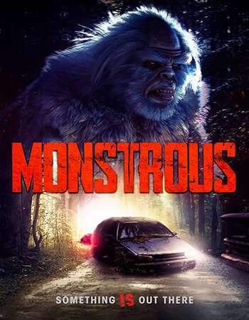 Monstrous 2020 English 720p WEB-DL 750MB ESubs