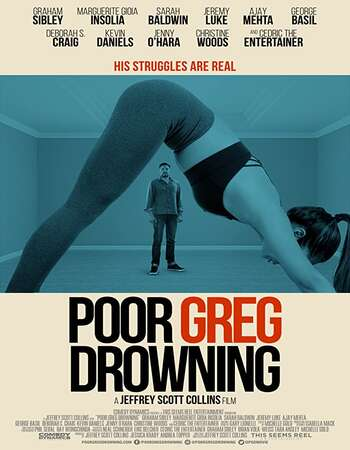 Poor Greg Drowning 2020 English 720p WEB-DL 650MB ESubs