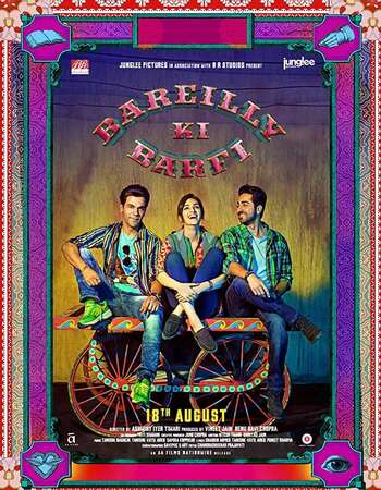 Bareilly Ki Barfi (2017) Hindi 480p DVDRip x264 400MB ESubs Full Movie Download