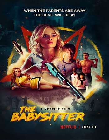 The Babysitter 2017 Dual Audio [Hindi-English] 720p BluRay 750MB Download