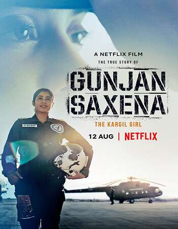 Gunjan Saxena: The Kargil Girl 2020 Hindi 1080p WEB-DL 1.9GB Download