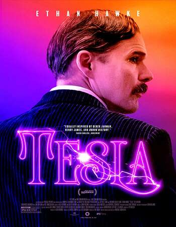 Tesla 2020 English 720p WEB-DL 900MB ESubs
