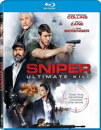 Sniper Ultimate Kill 2017 Full Movie Dual Hindi 300MB BluRay ESubs