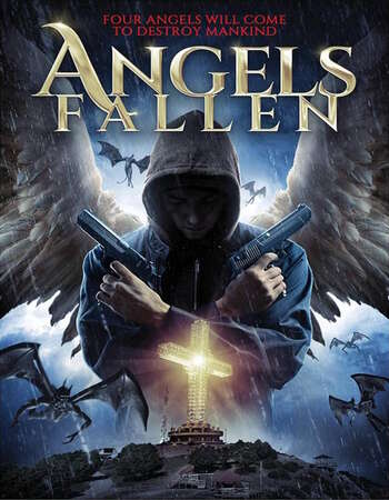 Angels Fallen 2020 Full Movie Hindi 300MB WEB-DL ESubs