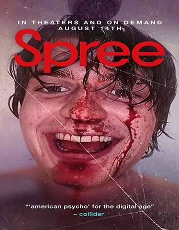 Spree 2020 English 720p WEB-DL 800MB Download