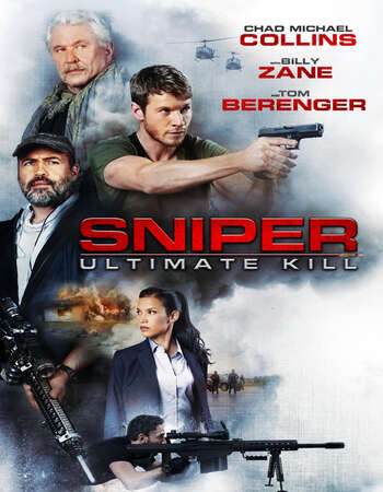 Sniper: Ultimate Kill 2017 Dual Audio [Hindi-English] 720p BluRay 950MB ESubs