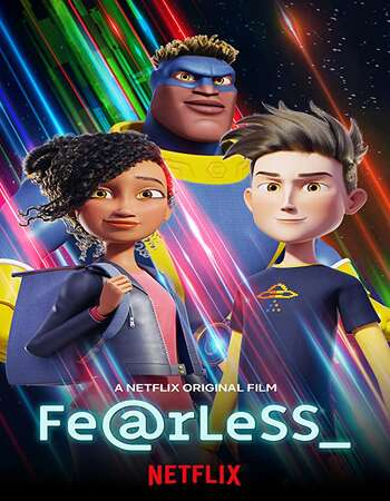 Fearless 2020 Dual Audio [Hindi-English] 720p WEB-DL 950MB ESubs