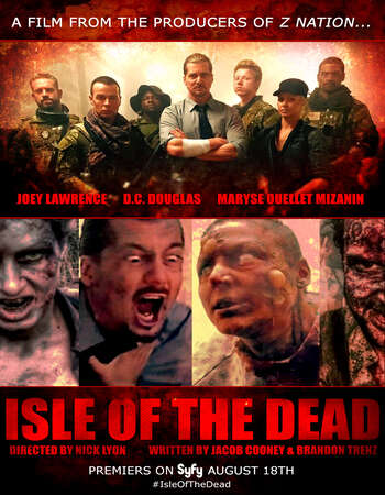 Isle of the Dead (2016) Dual Audio Hindi 480p HDTV x264 300MB Full Movie Download