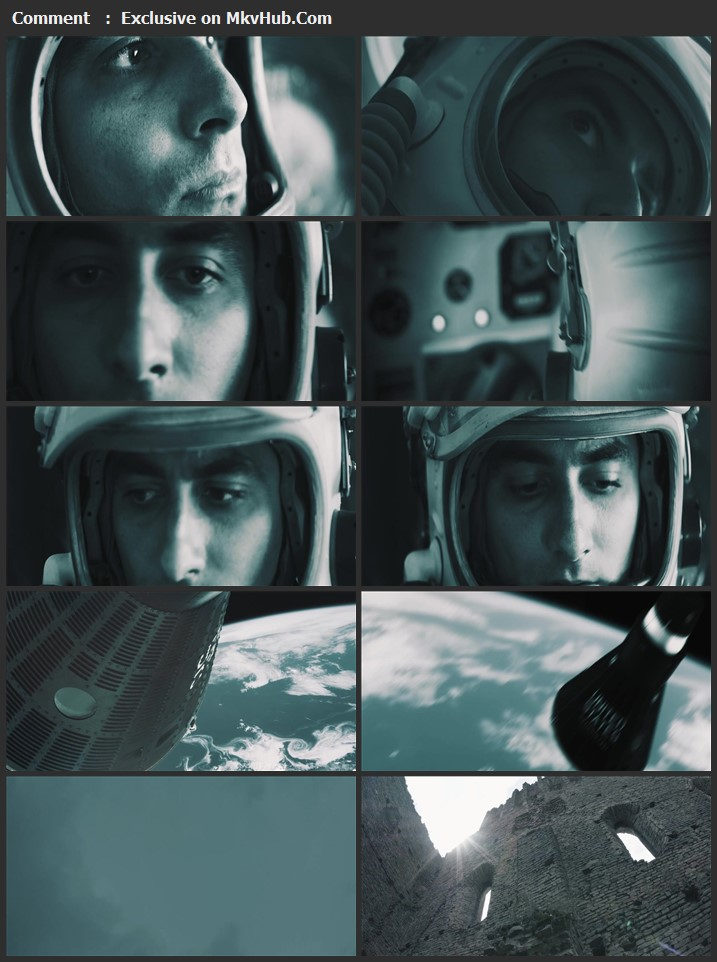 The Astronaut of God 2020 English 720p WEB-DL 800MB Download