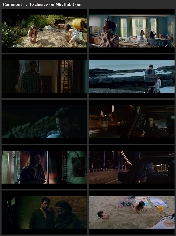 The Bay of Silence 2020 English 720p WEB-DL 800MB Download