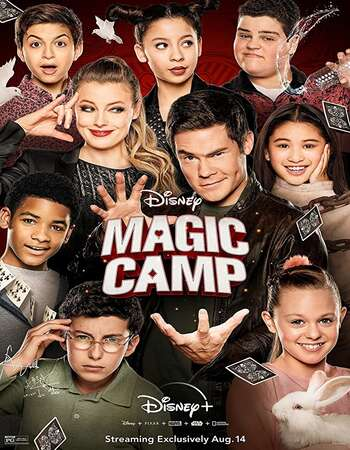 Magic Camp 2020 English 720p WEB-DL 800MB Download