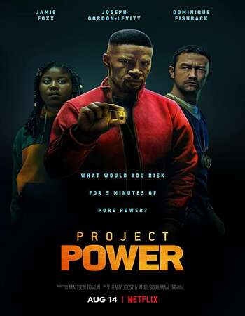 Project Power 2020 Dual Audio [Hindi-English] 720p WEB-DL 1.2GB ESubs