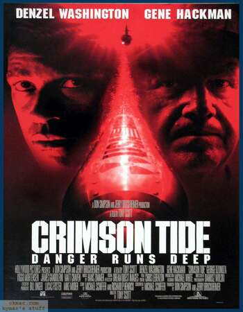 Crimson Tide 1995 English 720p BluRay 1GB ESubs
