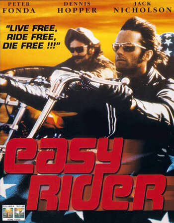 Easy Rider 1969 English 720p BluRay 1GB ESubs
