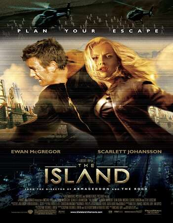 The Island 2005 English 720p BluRay 1GB ESubs