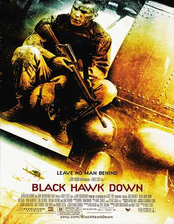 Black Hawk Down 2001 English 720p BluRay 1GB ESubs