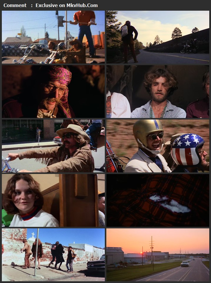 Easy Rider 1969 English 720p BluRay 1GB Download