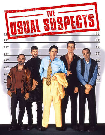 The Usual Suspects 1995 English 720p BluRay 1GB ESubs