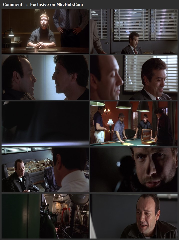 The Usual Suspects 1995 English 720p BluRay 1GB Download