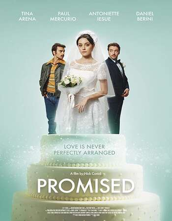 Promised 2019 English 720p WEB-DL 800MB Download