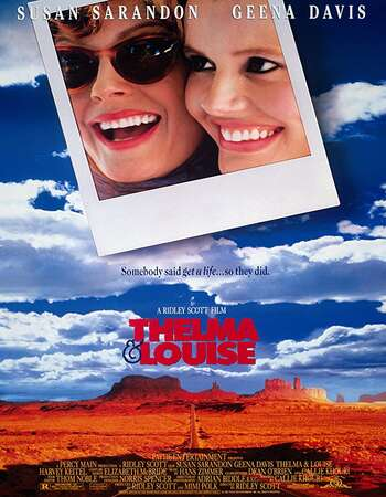 Thelma & Louise 1991 English 720p BluRay 1GB ESubs