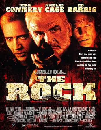 The Rock 1996 English 720p BluRay 1GB ESubs