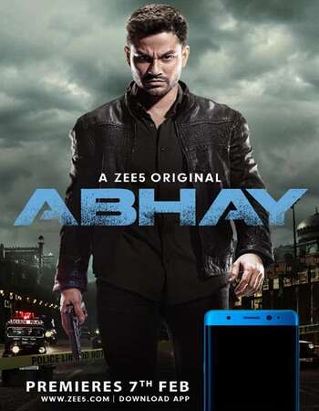 Abhay S01 Hindi Complete 720p HDRip x264 1.4GB Download