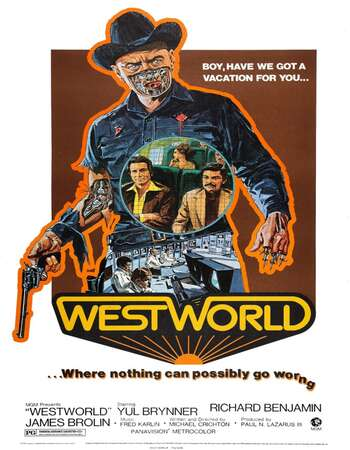 Westworld 1973 English 720p BluRay 1GB ESubs