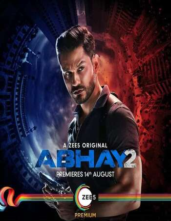 Abhay S02 Hindi Complete 720p HDRip x264 1.3GB Download