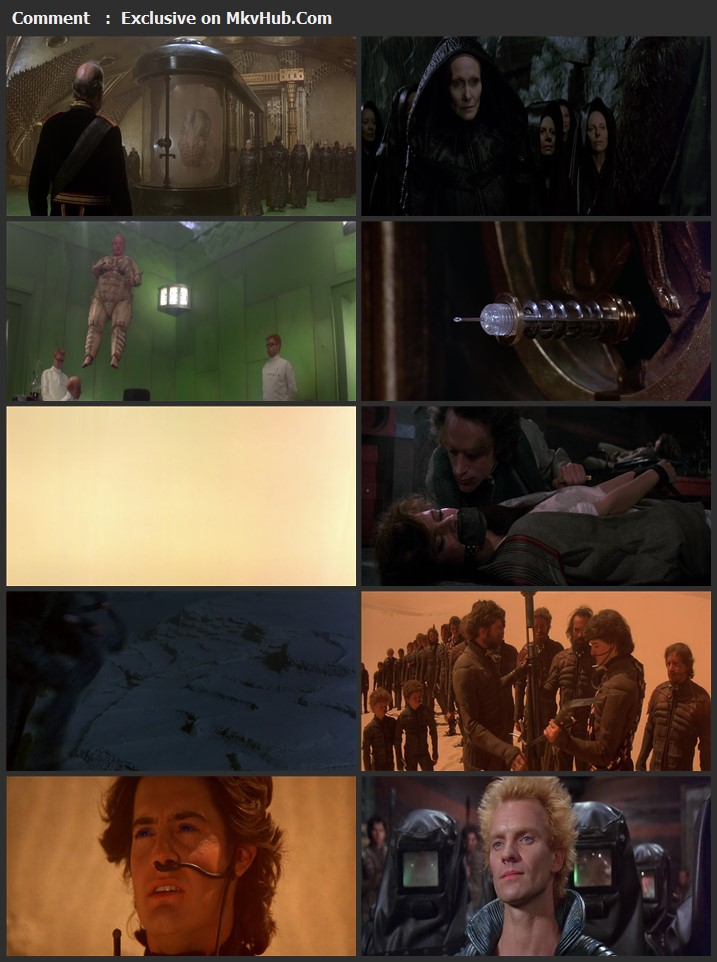 Dune 1984 English 720p BluRay 1GB Download