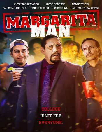 The Margarita Man 2020 English 720p WEB-DL 800MB Download