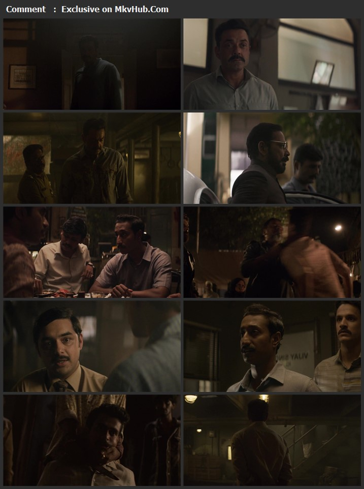 Class of 83 2020 Hindi 720p WEB-DL 850MB Download