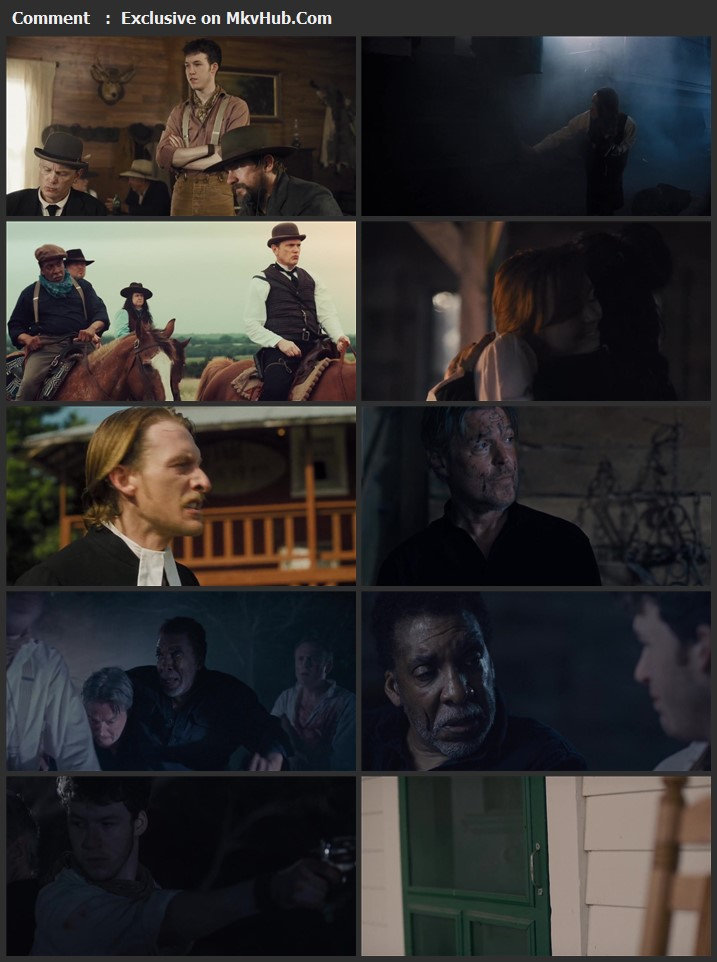 The Pale Door 2020 English 720p WEB-DL 850MB Download