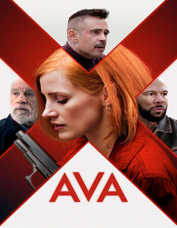 Ava 2020 English 720p WEB-DL 800MB Download