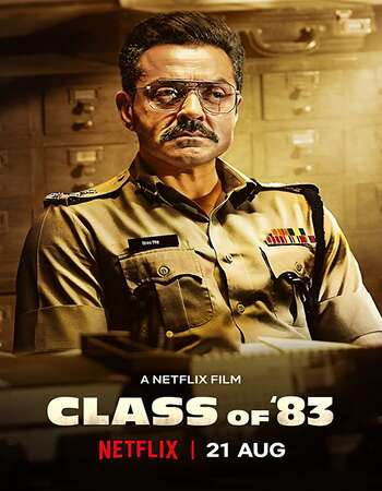 Class of 83 2020 Hindi 1080p WEB-DL 1.6GB ESubs